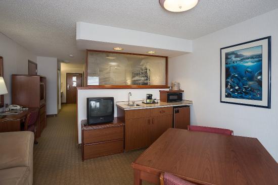 Ocean Shores Guest Room