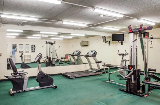 West Hazleton, PA: Fitness center