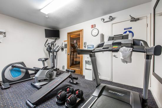 Three Rivers, CA: Fitness Center