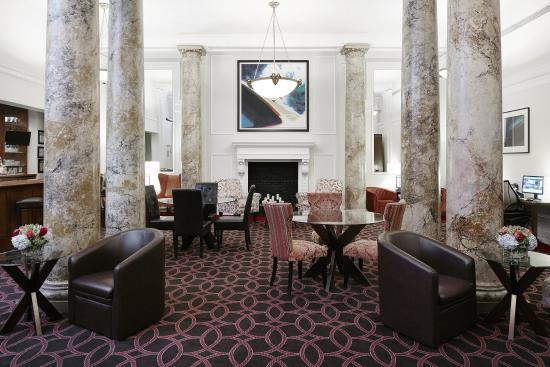 Club Quarters Hotel Midtown Living Room