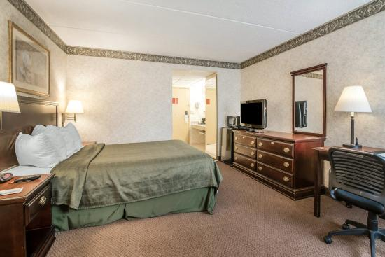 Liverpool, estado de Nueva York: Guest Room