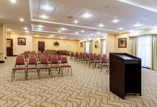 Comfort Suites Webster : Meeting Room