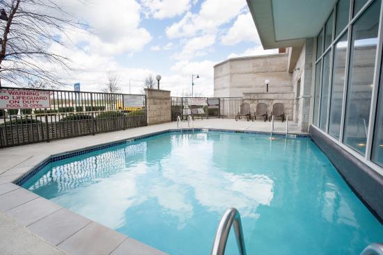 Lobby Area Picture Of Drury Inn Suites Columbus Grove City Grove City Tripadvisor