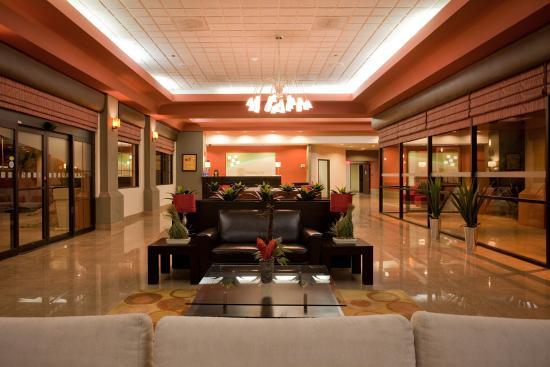 Casa Grande, AZ: Feel like royalty when you enter this grand lobby.