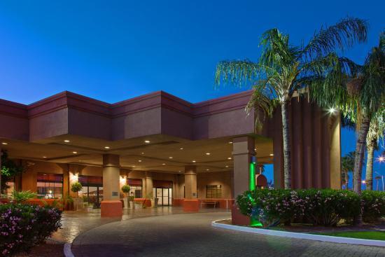 Casa Grande, AZ: Entrance