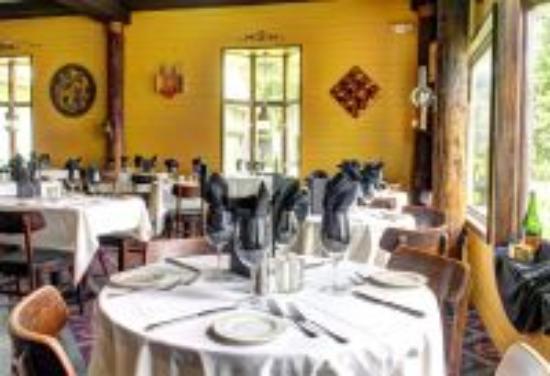 Afton, MN: Wheel Room Fine Dining