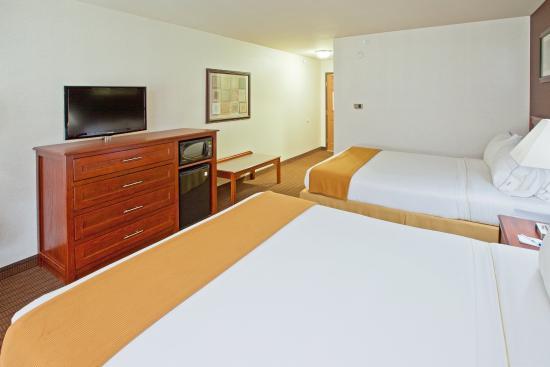 Grandville, Мичиган: Queen Bed Guest Room