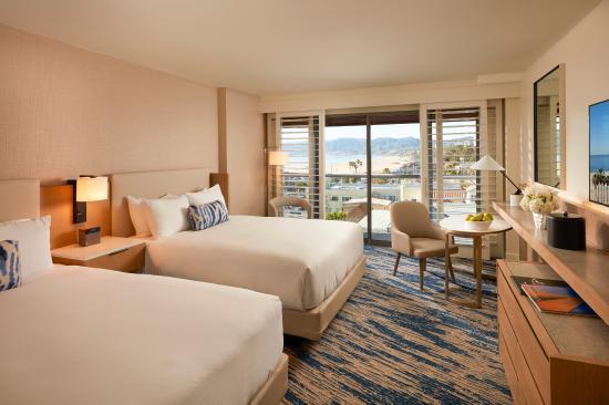 Loews Santa Monica Beach Hotel: Coastal View Queen