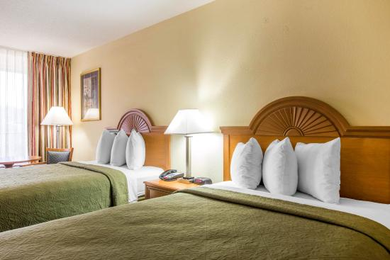 Americus, GA: Double guest room