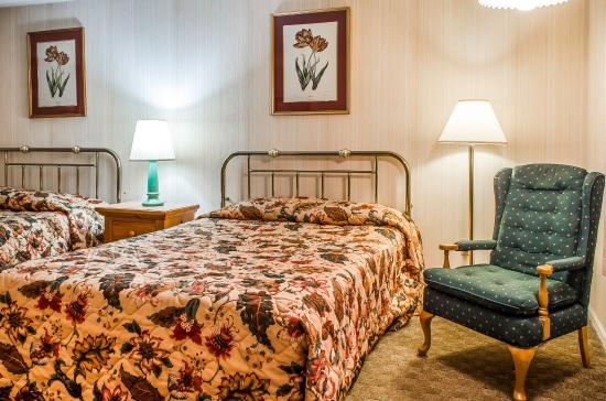 Akron, Pennsylvanie : Guest Room