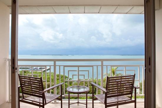 Hilton Key Largo Resort : Grande Water View Balcony