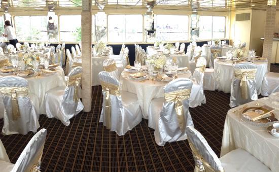 Afton, Миннесота: Wedding Set up