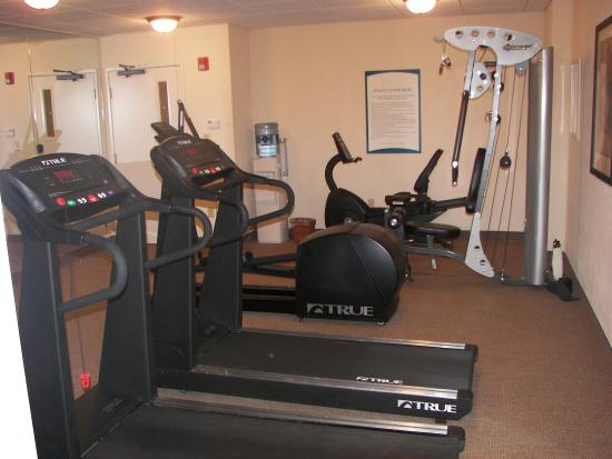 Aurora, IL: Fitness Center