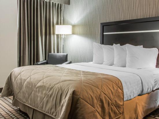 Clarion Hotel Winnipeg: Guest Room