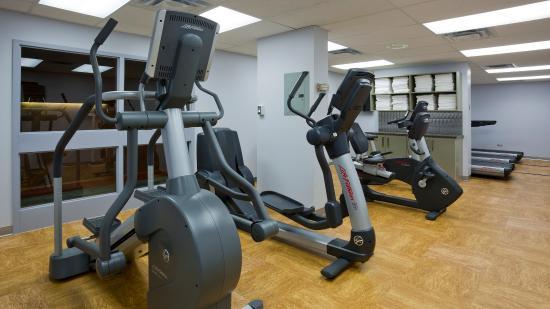 Holiday Inn Winnipeg - Airport West: State of The Art Fitness Center