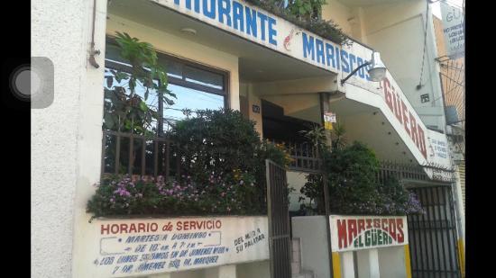 Mariscos EL Güero