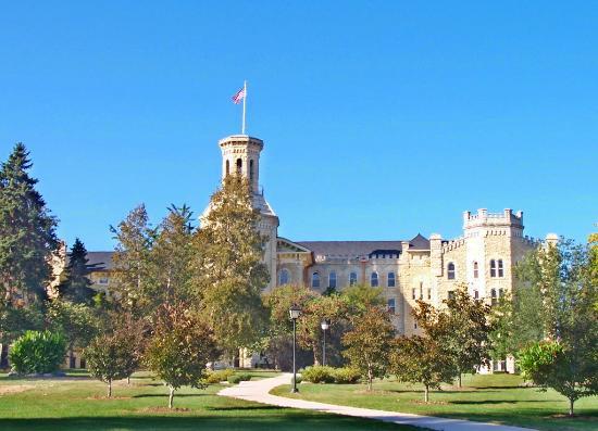 Wheaton College Campus