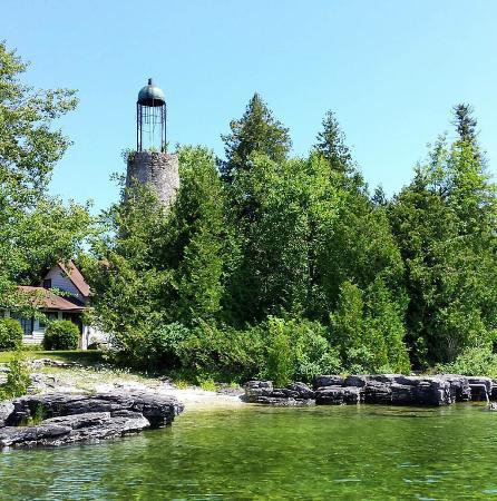 Door County Adventure Rafting: Door County Lighthouse Tours