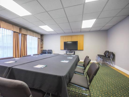 Quality Inn Downtown Inner Harbour : Meeting Room