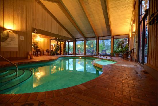 Tunnel Mountain Resort: Pool
