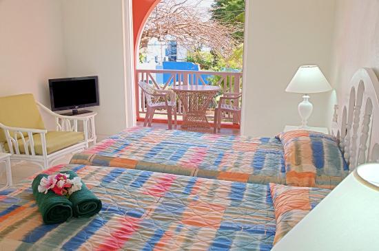 Dover Beach Hotel: Garden View Studio A