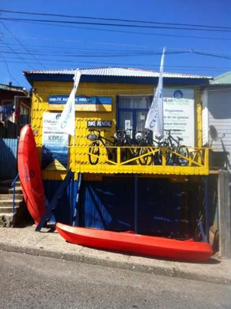 Chiloe Austral Turismo Aventura