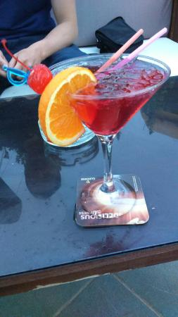 Grand choix de cocktails 🍸