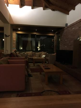 Rovies, Yunani: view of the lounge area