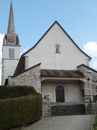 Eglise de Courfaivre
