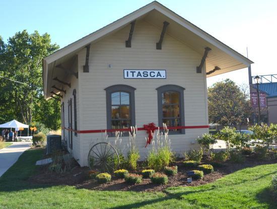 Itasca Depot