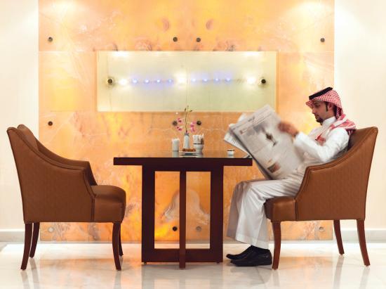 InterContinental Dar Al Tawhid: Club Lounge