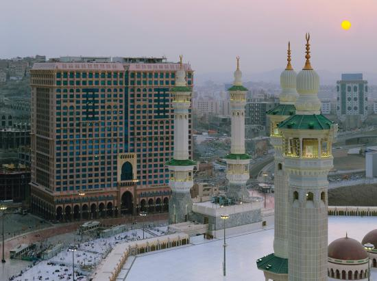 InterContinental Dar Al Tawhid: Hotel Exterior