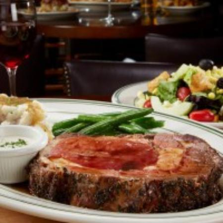 Prime Rib And Chocolate Cake Restaurant Portland Or