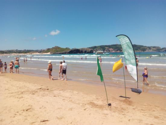 Camping Playa Joyel : PLAYA DE RIS BEACH