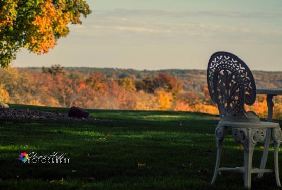 Burton, OH: Beautiful view