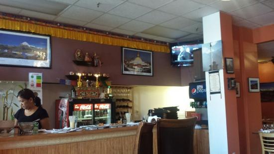 Thukpa (top) and Sherpa Stew - Picture of Sherpa Kitchen ...