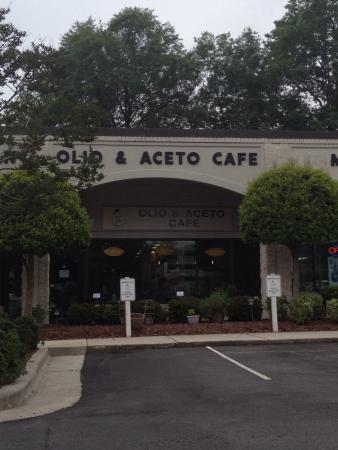Olio and Aceto Cafe