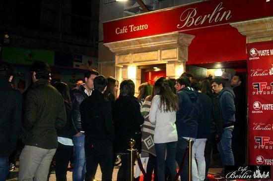 Berlin Cafe Teatro