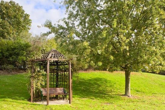 Eight Ash Green, UK: Exterior Feature