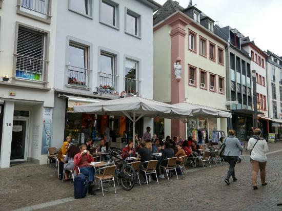 Eiscafe De Covre Bild