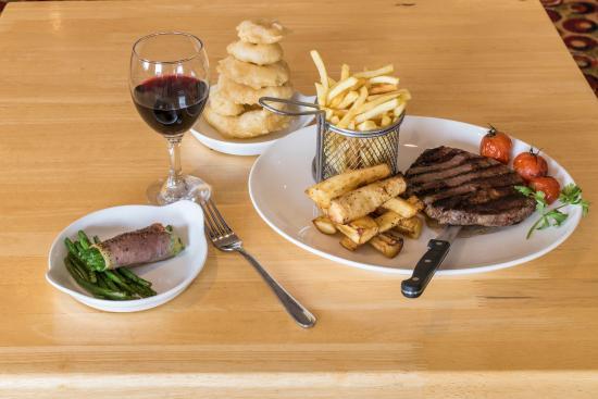 Антрим, UK: Dinner Menu