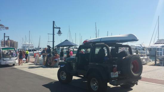 Peanut Island Water Taxi