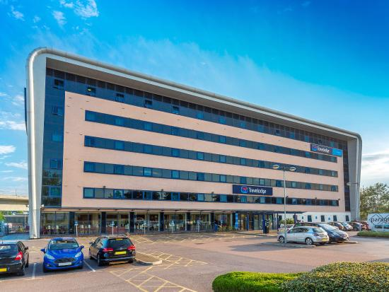 Travelodge London City Airport Hotel