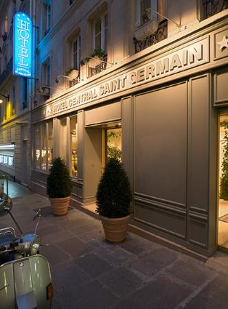 Hotel Central Saint Germain: Hotel