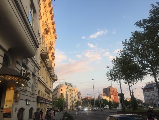 Hotel Furstenhof Wien Bewertung