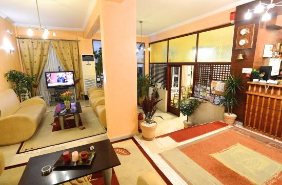 Dalia Hotel: Lobby