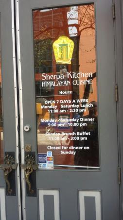 Sherpa Kitchen - Picture of Sherpa Kitchen, Burlington - TripAdvisor