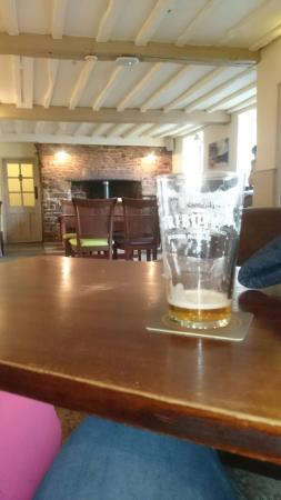 Magor, UK: A nice country pub