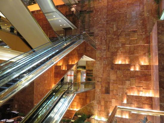 Inside The Building Picture Of Trump Tower New York