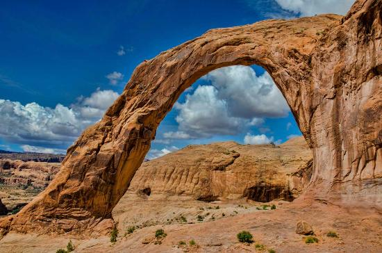 World S Largest Rope Swing Review Of Corona Arch Moab Ut